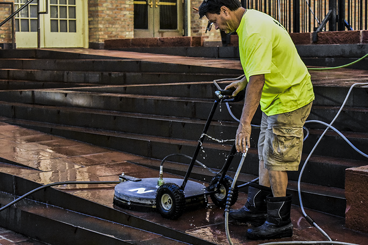 Salt Lake City Utah Pressure Washer Service