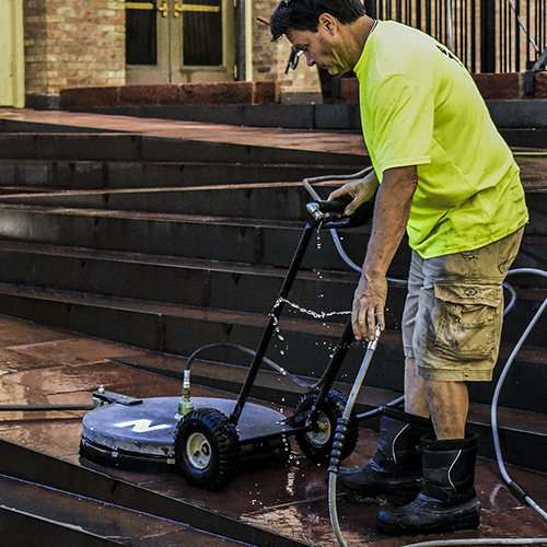 Salt Lake City Utah Pressure Washer
